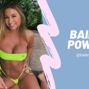 Bailey Powell Instagram Compilation Tribute